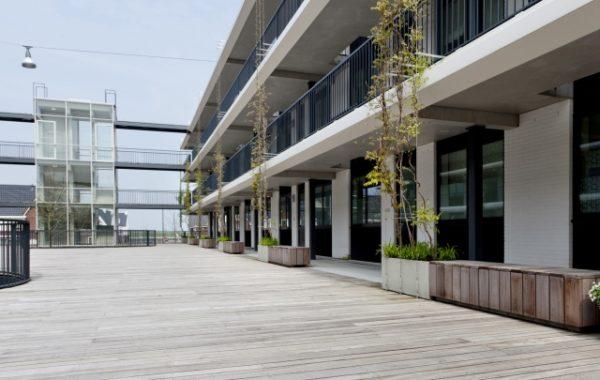 WAM Groep - 48 appartementen Volendam Carpentier