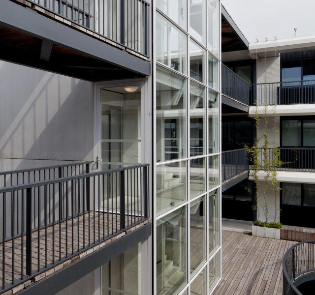 WAM Groep - 48 appartementen Volendam