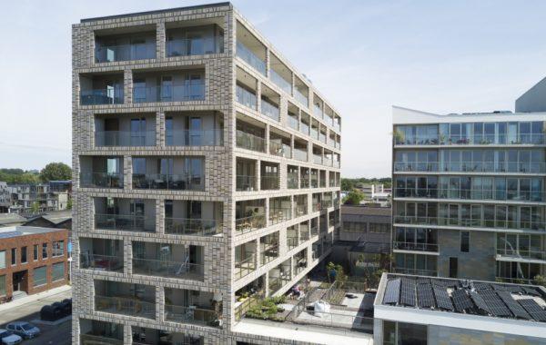 WAM Groep - 32 Luxe appartementen Amsterdam - Puuur