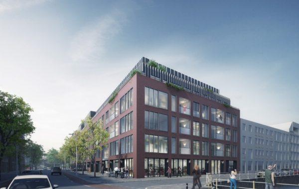WAM Groep - Koornhof Kaatstraat Utrecht