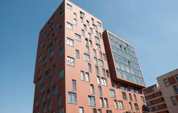 WAM Groep - Schilderwerk appartementen complex Teakhout Zaandam