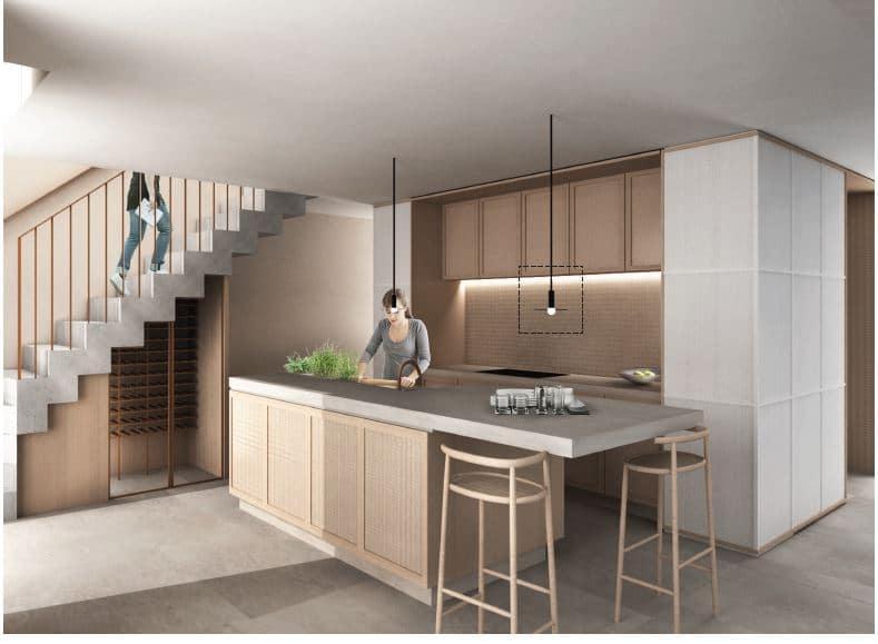 WAM Groep keuken renovatie